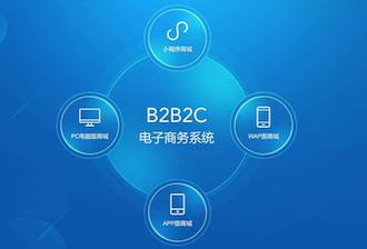 多用户b2b2c商城系统