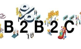 B2B2C商城